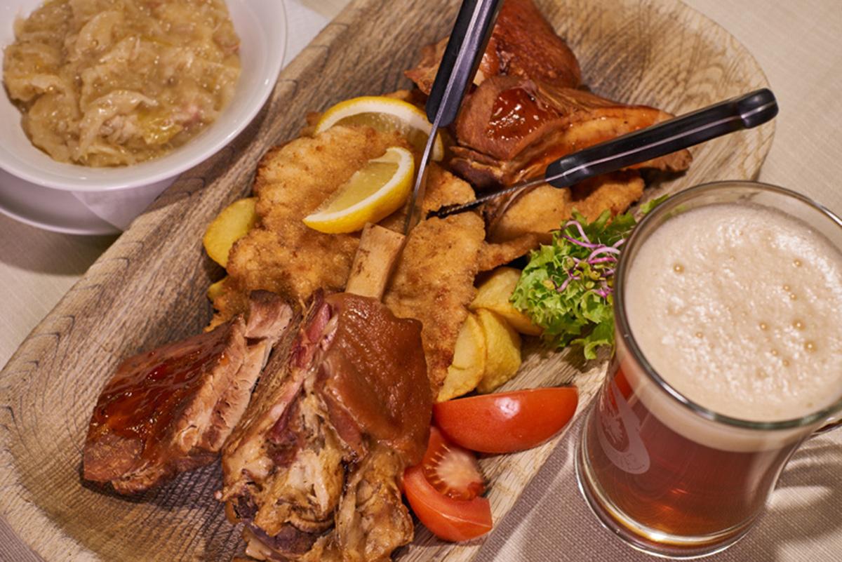 restauracja w krakowie ck browar