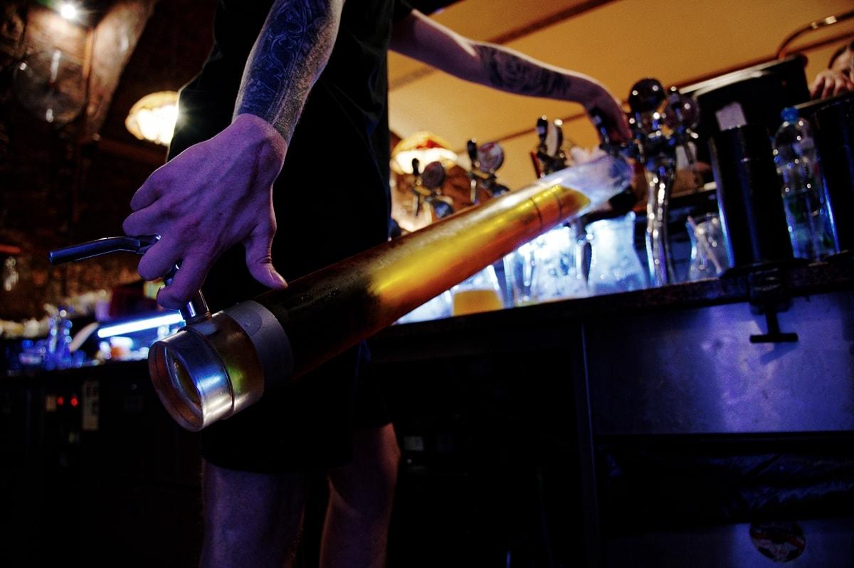 rura piwa pub retauracja kraków